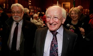 Michael D Higgins to become Ireland's next president