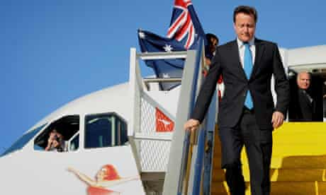 Commonwealth Heads of Government Meeting in Australia