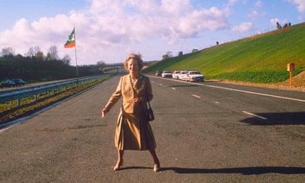 Margaret Thatcher M25