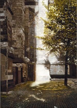 Gerhard Richter: Panorama: Cathedral Corner II by Gerhard Richter