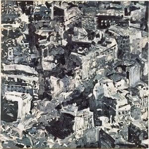 Gerhard Richter: Panorama: Townscape Paris 1968 by Gerhard Richter
