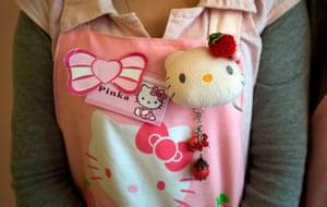 Hello Kitty: Hello Kitty themed restaurant in Taipei, Taiwan