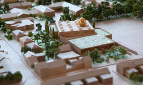 Cambridge mosque model