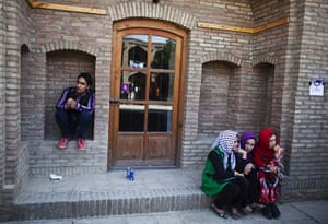 """FTA: Ahmad Masood: Afghans attend Sound Central, a one-day """"stealth festival"""" in Kabul"""