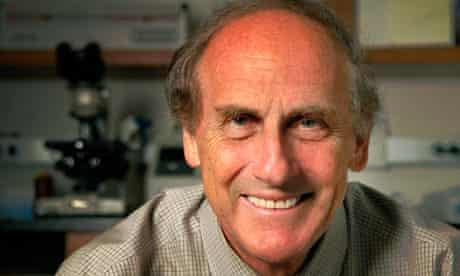 Nobel prize for medicine winner, Canadian-born Ralph Steinman i