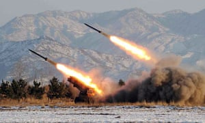 North Korea nuclear weapons test