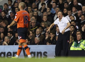 football: Tottenham Hotspur v Queens Park Rangers - Premier League
