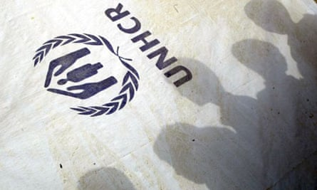 Three people have been killed in Kandahar by a suicide attack near a UNHCR building