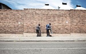 South African fashion: South African Fashion Dirty Paraffin Cuss magazine