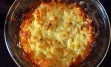 Julia Moskin recipe creamy mac and cheese