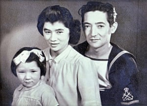 Mixed Britannia: Connie & Leslie Hoe, both mixed race Chinese, with their daughter