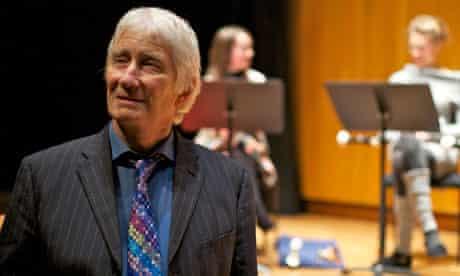 Composer David Bedford