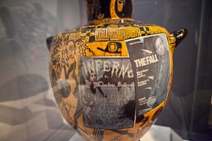 Grayson Perry: Grayson Perry, Grumpy Old God, 2010 at British Museum