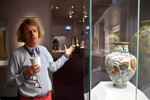 Grayson Perry: Grayson Perry, The Frivolous Now, 2011 at British Museum
