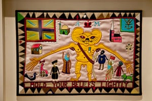 Grayson Perry: Grayson Perry, Hold Your Beliefs Lightly, 2011 at British Museum