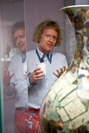 Grayson Perry: Grayson Perry, A Walk in Bloomsbury, 2010 at British Museum