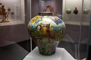 Grayson Perry: Grayson Perry, You are here, 2011 at British Museum