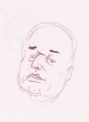 Steve Bell : IDS still looks like an angry Japanese baby