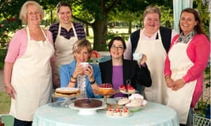 BBC2's The Great British Bake Off