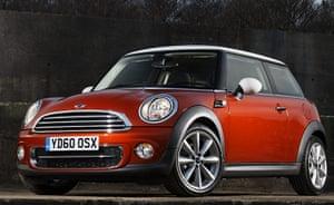 Top Ten Cars in the UK: The Mini