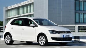 Top Ten Cars in the UK: The VW Polo