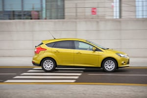 Top Ten Cars in the UK: The Ford Focus