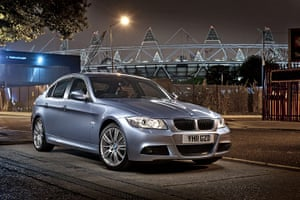 Top Ten Cars in the UK: The BMW 3 Series