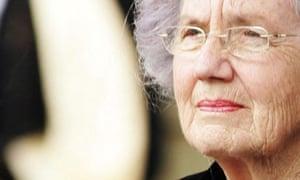 Sir Edmund Hillary's widow, Lady June