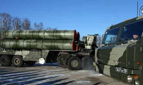 A new generation air defence system S-400