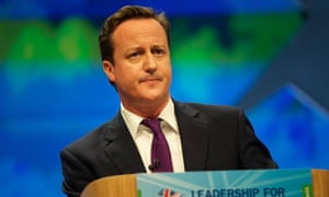 David Cameron at Conservatives Party Conference - Manchester 2011