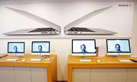 Apllpce computers and Steve Job