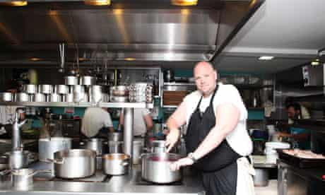 Two Michelin star chef Tom Kerridge