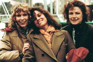 Woody Allen: 1986, HANNAH AND HER SISTERS