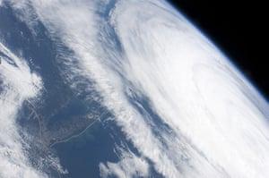 Satellite Eye on Earth: Hurricane Katia