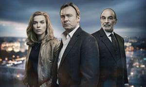BBC1 crime drama Hidden starring Philip Glenister