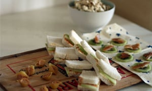 The worst menu ever devised life and style the guardian for How to make canape shells at home