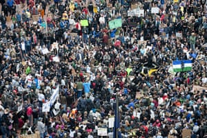 Wall Street Protests: Demonstration  in solidarity with Occupy Wall Street