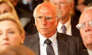 Curb Your Enthusiasm season eight episode four. Larry at a funeral