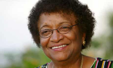 Ellen Johnson Sirleaf wins Nobel peace prize