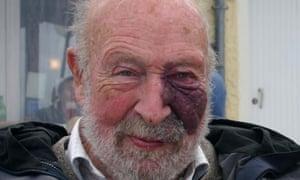 Historian Patrick Collinson