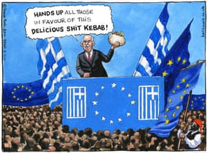 02.11.11: Steve Bell on Greece's euro bailout referendum
