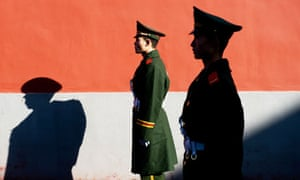 Chinese police shoot dead awol soldiers say reports