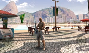 Gangstar Rio for iPhone and iPad