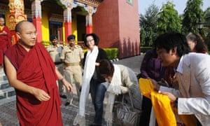 The Karmapa Lama