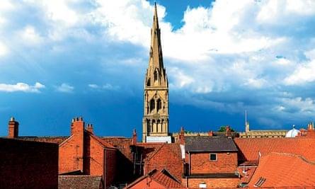 Let's move to Newark-on-Trent, Nottinghamshire