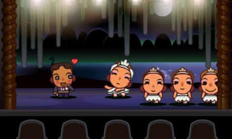 Royal Opera House game