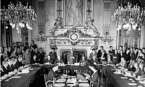 EU meeting in 1950