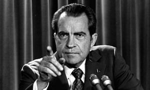 Richard Nixon referred to 'this silly, incredible Watergate break-in'