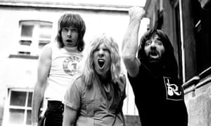 Spinal Tap - Christopher Guest (Nigel Tufnell), Michael McKean (David StHubins) and Harry Shearer