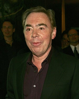 Seven Days on Stage: Composer Lord Andrew Lloyd Webber